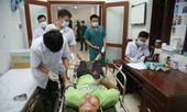Đảo Trường Sa cấp cứu ngư dân bị mất đốt ngón tay
