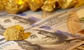 Đầu tuần, giá vàng chững lại, USD lao dốc