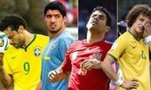 Đội hình gây thất vọng nhất World Cup 2014