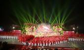 Dạ hội 'Niềm tin son sắt' chào mừng thành công Đại hội XII