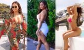 Mỹ nhân 'Cướp biển vùng Caribean' diện váy hở bạo khoe vòng một 'siêu khủng'
