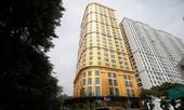 Báo Anh đăng loạt ảnh về khách sạn dát vàng ở Hà Nội