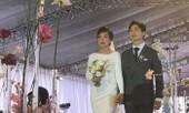 Công Phượng tổ chức tiệc cưới lần ba tại quê nhà