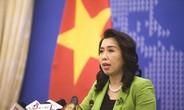 Việt Nam yêu cầu Trung Quốc tôn trọng chủ quyền ở biển Đông