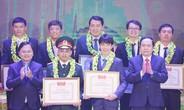 """Giải thưởng """"Tuổi trẻ sáng tạo"""" trao cho 37 công trình thanh niên"""