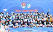 100 đại biểu dự Liên hoan Các câu lạc bộ, đội, nhóm tình nguyện toàn quốc