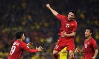 Tuyển Việt Nam đứng trước cơ hội đăng quang ngôi vô địch AFF Cup lần thứ 2 trong lịch sử.