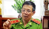 Cưu trung tướng Phan Văn Vĩnh vừa nộp đơn xin xuất viện và tham gia phiên tòa với tư cách bị cáo.
