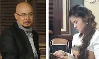 Vợ chồng 'vua cà phê' Trung Nguyên trong một phiên tòa gần đây. Ảnh: Tân Châu