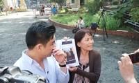 'Đụng mặt' nảy lửa tại sân tòa vụ xử vợ bác sĩ Chiêm Quốc Thái