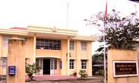 Ngay sau khi bị bắt quả tang, Cơ quan điều tra Viện KSND tối cao cũng khám xét nơi làm việc của ông An tại Viện KSND huyện Tân Châu.