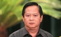 Nguyên Phó Chủ tịch UBND TPHCM - bị can Nguyễn Hữu Tín đối diện 10-20 năm tù