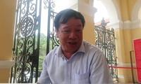 Ông Ngô Nhật Phương được biết là chồng ca sỹ Trang Nhung. Ảnh: Tân Châu