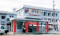 2 ca dương tính nCoV đầu tiên ghi nhận tại Tây Ninh cách ly tại Bệnh viện đa khoa. Ảnh: BVĐK.