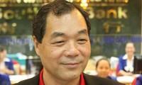 Ông Trầm Bê, cựu Phó Chủ tịch HĐQQT Sacombank vừa bị truy tố.