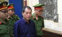 Viện kiểm sát cho biết, ông Trầm Bê đang thi hành án và tạm ở Trại giam CA tỉnh Trà Vinh. Ảnh: Tân Châu