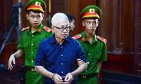 Cựu Tổng giám đốc DongABank Trần Phương Bình. Ảnh: Tân Châu