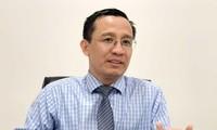 Cố tiến sĩ Bùi Quang Tín.