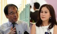 Cựu Phó Chủ tịch UBND TPHCM Nguyễn Thành Tài và người tình Lê Thị Thanh Thúy.