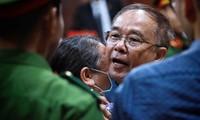 Cựu Phó Chủ tịch UBND TPHCM - Bị cáo Nguyễn Thành Tài.