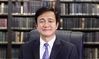 Ông Lê Vinh Danh vừa bị Tòa án trả lại đơn khởi kiện quyết định tạm đình chỉ công tác đối với ông. Ảnh: Website TĐT