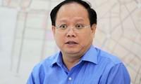 Cựu Phó Bí thư Thường trực Thành ủy Tất Thành Cang.