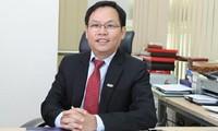 Ông Diệp Dũng, cựu Chủ tịch Saigon Co.op.