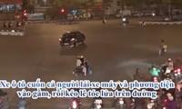 Toàn cảnh vụ tai nạn kinh hoàng ở ngã 6 Ô Chợ Dừa