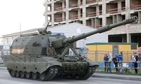Sức mạnh siêu pháo tự hành 2S35 Koalitsiya-SV của Nga