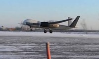 UAV khổng lồ của Nga cất cánh