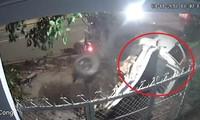 Xe bán tải lao điên cuồng, đâm liên hoàn ô tô xe máy ở Bình Phước