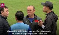 U23 Việt Nam trước cuộc sàng lọc nhân sự quy mô lớn