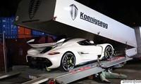 Siêu xe nhanh nhất thế giới chạy thử sau màn ra mắt