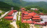 Quy mô của chùa Ba Vàng qua hơn 10 năm biến đổi