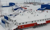 Cận cảnh căn cứ quân sự 'Cỏ ba lá' của Nga tại Bắc Cực