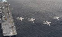 Những yếu tố giúp Hải quân Mỹ trở nên 'bất khả chiến bại'
