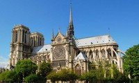 Vẻ đẹp huyền bí của nhà thờ Đức Bà Paris trước vụ cháy