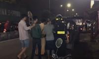Lực lượng 363 bắt hai thanh niên trộm xe máy ở ngoại ô Sài Gòn