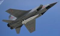 Chiến đấu cơ MiG-31 hộ tống máy bay mang tên lửa Tu-95MS