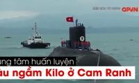 Bên trong khu huấn luyện thủy thủ tàu ngầm Kilo ở Cam Ranh
