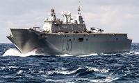 Chiến đấu cơ Nga lượn sát chiến hạm Tây Ban Nha
