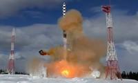 Uy lực tên lửa đạn đạo liên lục địa hạng nặng Sarmat của Nga