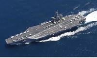 Xem cách quân đội Mỹ vận hành tàu sân bay