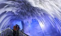 Động băng không bao giờ tan chảy ở Trung Quốc