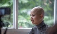 Nụ cười của nữ sinh Ngoại thương phát hiện ung thư vú năm 19 tuổi