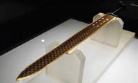 Thanh kiếm 2.000 năm của Việt Vương Câu Tiễn