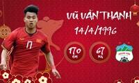 Top 5 cầu thủ Tý điển trai của bóng đá Việt Nam