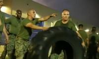 Bài tập thể lực giúp thủy quân lục chiến Mỹ tăng cường sức chiến đấu