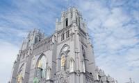 Nhà thờ đẹp như trời Âu ở Nam Định