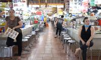 Chợ Bến Thành ế ẩm